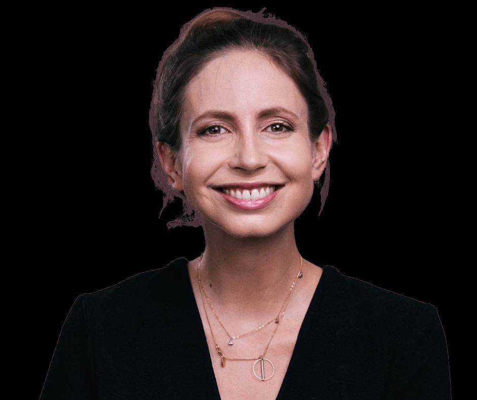 Christiane Stenger lächelnd